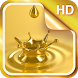 Gold Live Wallpapers by Dream World HD Live Wallpapers