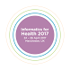 Informatics for Health 2017 by KitApps, Inc.