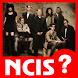 NCIS Naval Criminal Investigative Service Quiz by Flaswok