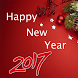Happy New Year Greetings - Hindi Wish by Murlidhar App Studio