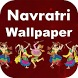 Navratri Wishes Wallpaper 2017 by Success Infotech