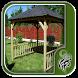 Wooden Garden Canopy Design by Spirit Siphon