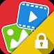 Photo Video Gallery Locker - Hide Videos by NewSoftwares.net