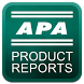 APA Product Reports by APA - The Engineered Wood Association