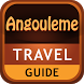 Angouleme Offline Map Guide