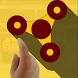Simple Fidget Spinner by Glass Bottle Apps