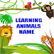 Kids Learning Animals Name by rituchildapps1