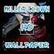 Scary Killer Clown Wallpaper HD by Studio_Solo_Wallpaper