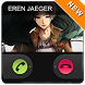 Call from eren jaeger Titan by microtech game