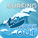 Surf Workout Fitness Training by Free Workouts