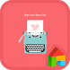 type your heart out 도돌런처 테마 by Brainpub for Theme