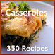 350 Casserole Recipes by FlavorfulApps.com