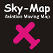 Sky-Map - Aviation Moving Map by Rolf Schade