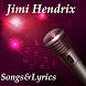 Jimi Hendrix Songs&Lyrics by MutuDeveloper