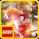 Guide LEGO Jurassic World by Shinnoapp