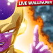 Fanart Frieza Final Golden Form Live Wallpaper by King Tube Inc.