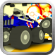 Blocky Monster Truck Smash by Gamonaut 3D Games