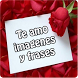 Te amo imagenes y frases by Entertainment LTD Apps