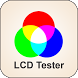 LCD Screen Tester by Auto Draw
