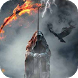 Death with fiery scythe LWP by Funny money