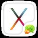 (FREE) GO SMS CLASSIC X THEME by ZT.art