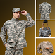 US Army and commando uniform Photo Suit Editor by lazydeveloperapps
