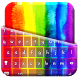 Rainbow Keyboard Theme by Mega Lab Studio