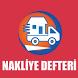 Nakliye Defteri Platformu by İNTERACTİVE