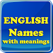 English Baby Names & Meaning by AISS Pvt Ltd