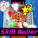 Skill Roller ball game by galaticdroids