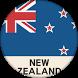 뉴질랜드 정보 - 국가정보 여행 유학 지역 정보 by JINOSYS