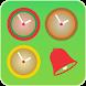 Flamenco Clock Widget by artsapps