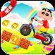 Shin Bike Chan Race by shinchanadventures