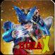 Guide Bima-X Satria Garuda Superhero