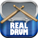 Real Drum - The Best Drum Pads Simulator by Kolb Apps