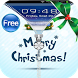 merry christmas zipper locker by najib elfassih