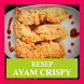 Resep Ayam Crispy by Creative2Apps
