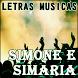 Letras Musicas Simone e Simaria by SandMedia Cirebon