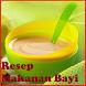 Resep Makanan Bayi 6-12 Bulan by Clay Apps