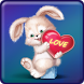 Cute Bunny Live Wallpaper by Live Wallpapers 3D