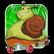 Speed Snail Skater Adventure by Fredrico Gomez
