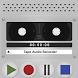 Tape Audio Recorder by Bardix