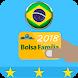 Bolsa Família 2018 - Consulta Saldo