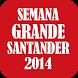 Programa Fiestas Santander by kubaldi