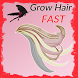 Grow Hair Fast by nanzydesign