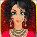 Indian Girl Makeup Salon:Indian Fashion Makeover by Play Kids Studio