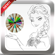 how to draw disney princesses by imi