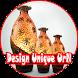 Design Unique Urn by RayaAndro27