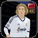 Luka Modric Wallpaper HD 4K