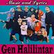 Gen Halilintar New Song All Ages Lyrics